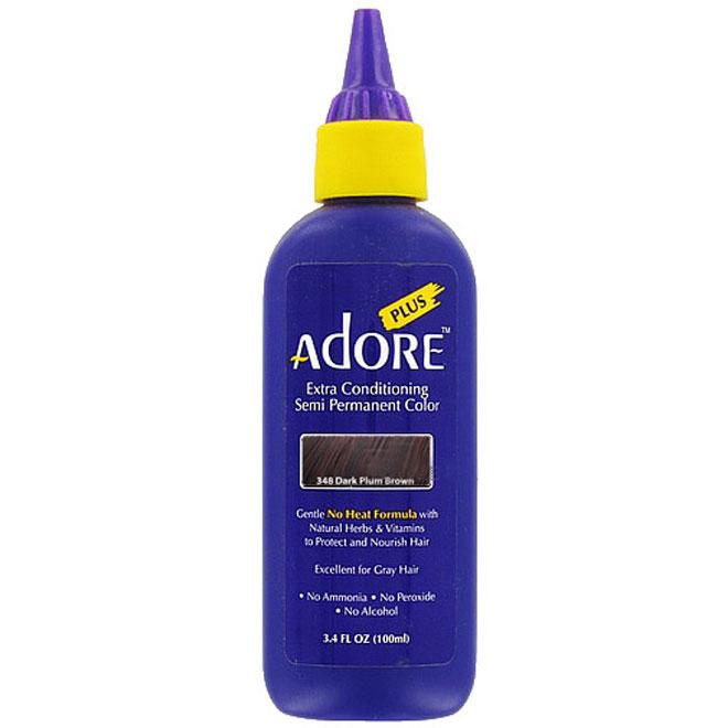 Plus 348 Dark Plum Brown Adp348 Aonetradinginc Hair Wig